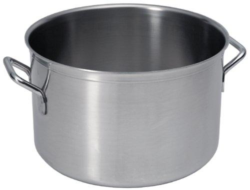 Sitram Catering 8.6-Quart Commercial Stainless Steel Braisier/Stewpot