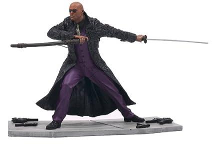 McFarlane The Matrix Series 1 Morpheus  sc 1 st  Amazon.com & Amazon.com: McFarlane The Matrix Series 1 Morpheus: Toys u0026 Games