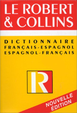Le Robert & Collins MINI espagnol: Dictionnaire francais-espagnol;  espagnol-francais (French & Spanish GEM Pocket Dictionary)