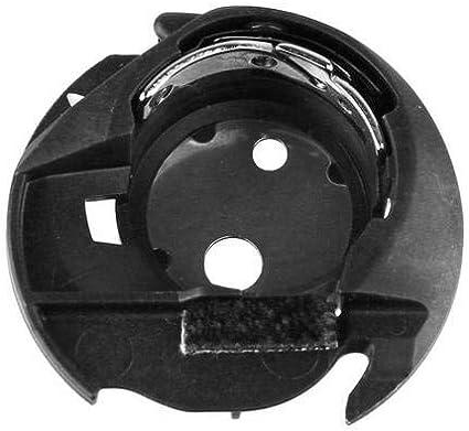 La Canilla ® - Caja de Bobina Canillero para Máquinas de Coser Brother y Babylock REF. XC3152221 | Porta Canillas