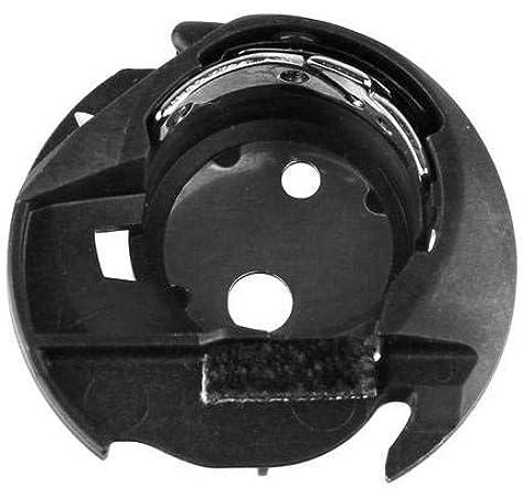 La Canilla ® - Caja de Bobina Canillero para Máquinas de Coser Brother y Babylock REF. XC3152221 | Porta Canillas: Amazon.es: Hogar