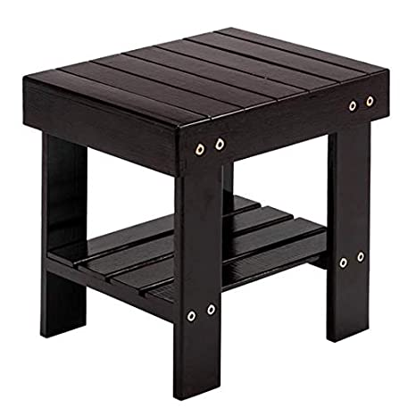 Brilliant Amazon Com Pannow Children Bamboo Bench Shoe Rack Storage Inzonedesignstudio Interior Chair Design Inzonedesignstudiocom