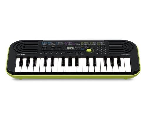 Casio SA-46 Mini-Keyboard 32 Tasten