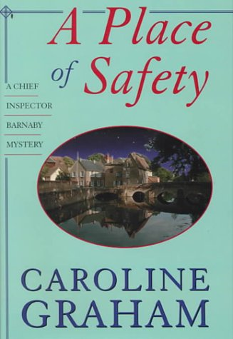 Read Online A Place of Safety: A Chief Inspector Barnaby Mystery (G K Hall Large Print Book Series) pdf