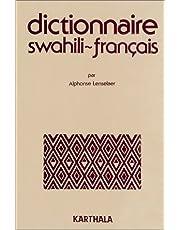 Dictionnaire Swahili Francais