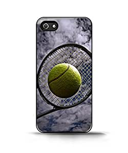 Apple Iphone 5/5s Case - High up Tennis Ball