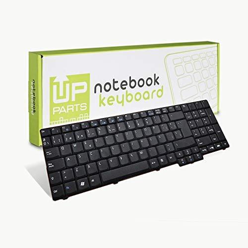 UPTOWN UP PARTS® UP-KBR017-ES - Teclado Ordenador portatil Acer as5235 5535 5735 6930 Black: Amazon.es: Electrónica