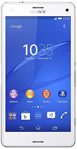 """Sony Xperia Z3 Compact - Smartphone libre Android (pantalla 4.6"""", cámara 20.7 Mp"""