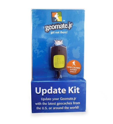 Geomate Jr. Geocaching GPS Update Kit by Brand 44 Colorado