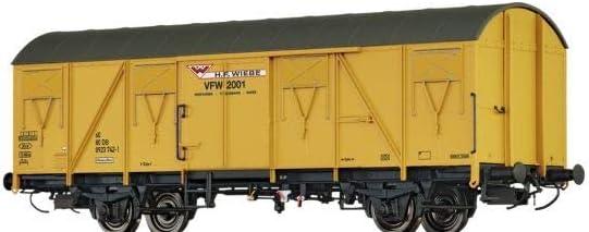 VI Wiebe DC Brawa 47284 H0 Güterwagen Glmhs 50 DB