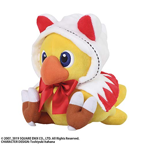 Square Enix Chocobo's Mystery Dungeon Every Buddy!: Chocobo (White Mage Version) - Chocobo Plush