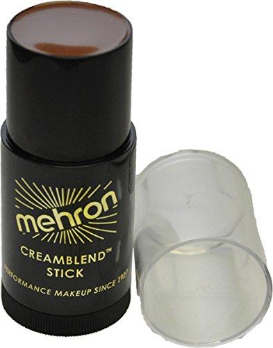 Mehron Inc. A/R Cream Blend Stick Purple