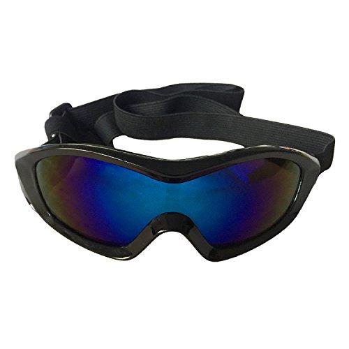 PETLESO Dog Sunglasses UV Protection Goggles Sunglasses Pet Sunglasses for Medium to Large dog in - Sunglasses Dog Protection Uv
