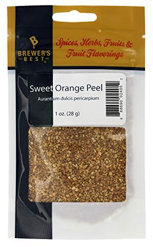 Sweet Orange Peel- 1 oz