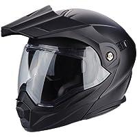 Scorpion Casco Moto adx-1, Matt black, l