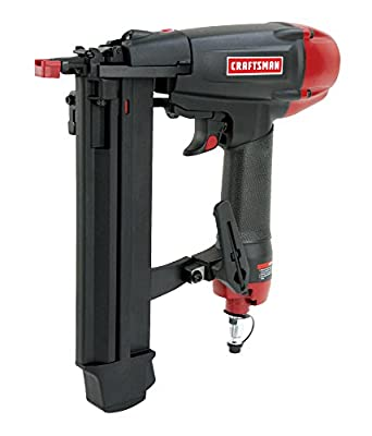 "CRAFTSMAN AIR MAGNESIUM COMBINATION NAILER / STAPLER KIT 18 GAUGE 5/8"" - 1-1/2 BRAD NAILER & 5/8 - 1-9/16 Stapler Model 142.18894"