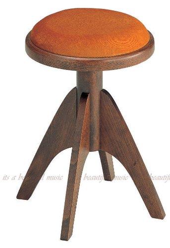 ピアノ椅子 イタリア 丸椅子 IT-2 イタリア 丸椅子 ディスカチャーチ IT-2 (ゴールド座面)B006ZH55T8, デジタル百貨店PodPark:e682efd3 --- publishingfarm.com
