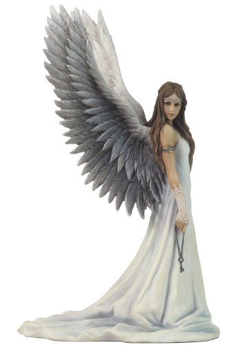 9-Spirit-Guide-Gothic-Angel-Statue-Fairy-Figurine-Anne-Stokes-Figure-Sculpture