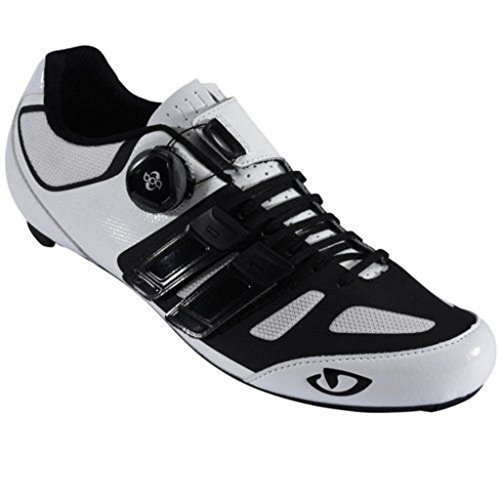 Giro Sentrie Techlace White Road Bike Shoe Size 50 vjsvdYR