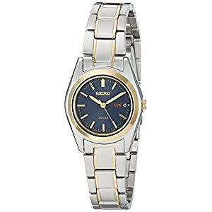 4136JJltPBL. SS300  - Seiko Women's SUT110 Two-Tone Stainless Steel Watch