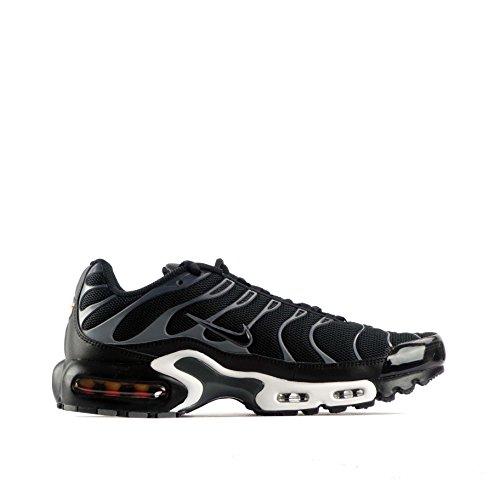 Nike Air Max Plus Txt, Zapatillas De Deporte para Hombre Black/black gris fresco