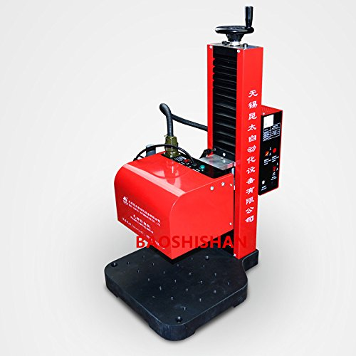 Pneumatic rotary dot peen marking machine for round surface marking 220V