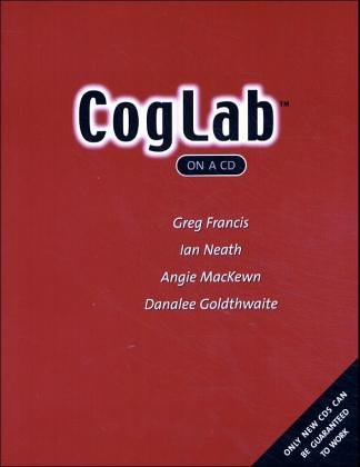 CogLab on a CD