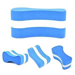 SOONHUA Swimming Float Kickboard, Swim Training Aid Tool Pull Buoy EVA Swimming Float Kickboard