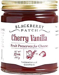 product image for Blackberry Patch Cherry Vanilla Preserves for Cheese 1 oz each (1 Item Per Order, not per case)