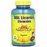 DGL Licorice by Nature's Life - 100 tablets