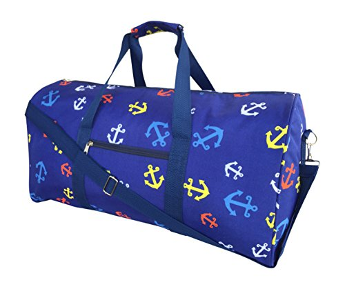 Fashion Travel Cheer Gym Duffle Bag 21