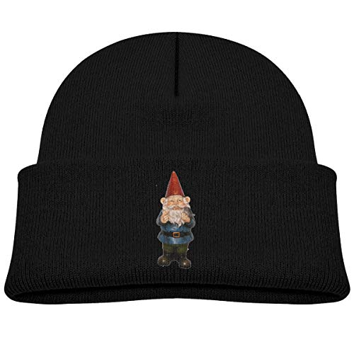 Banana King Gnomes Cartoon Baby Beanie Hat Toddler Winter Warm Knit Woolen Watch Cap for Kids ()