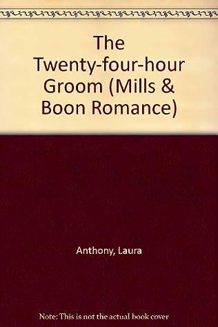book cover of The Twenty-four-hour Groom