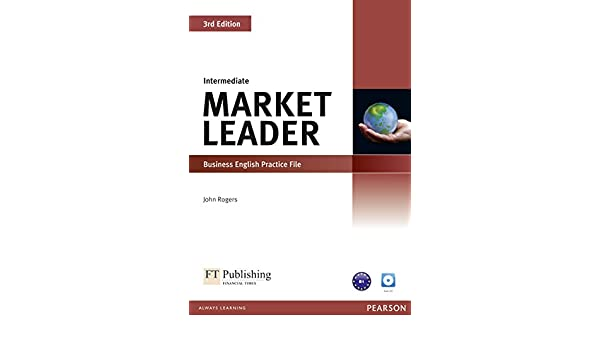 amazon com market leader 3 intermediate practice file and cd pack