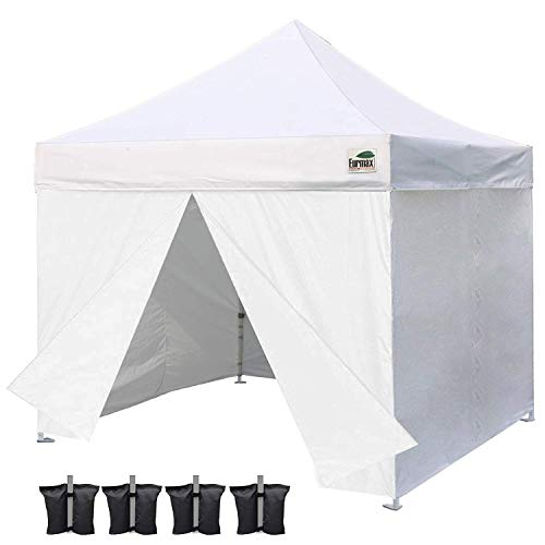 Eurmax 10 x 10 Pop up Canopy Commercial