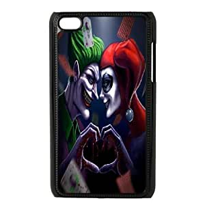 Harley Quinn New Fashion Case for Ipod Touch 4, Popular Harley Quinn Case