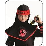 Dress-Up-America Ninja Costume - Ninja Warrior