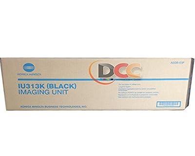 Genuine Konica Minolta Bizhub C353 C353P Black Imaging Unit IU313K