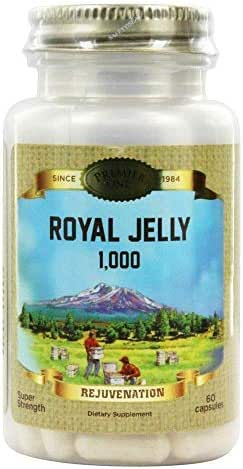 Premier One Royal Jelly 1000 Mg Multivitamins, 60 Count