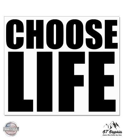Advertising Tumbler - Choose Life - 5