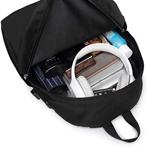 ビジネスリュック ボクサー コナーマクレ 姿 メンズバックパック 手提げ リュック バックパックリュック 通勤 出張 大容量 イヤホンポート USB充電ポート付き 防水 PC収納 通勤 出張 旅行 通学 男女兼用