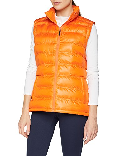 Result Result Result da Gilet Donna Imbottito R193f Orange Bird Ice 676gwqnUr