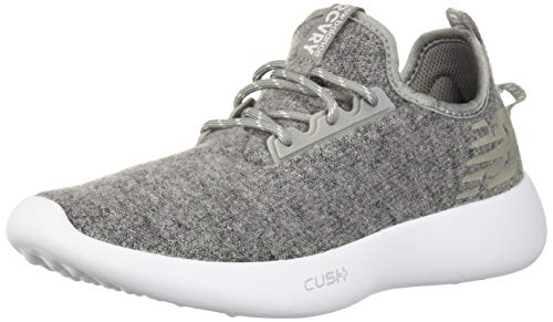 New Balance Men's Recovery V1 Training Shoe Cross Trainer, Grey with White, 7.5 D US