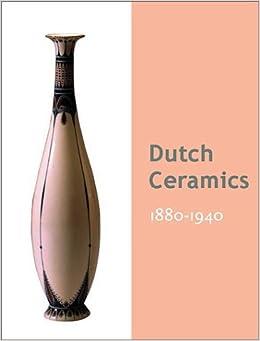 Book Dutch Ceramics 1890-1940