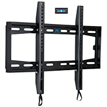 Mounting Dream MD2361-K TV Wall Mount Bracket For Most 32-50 Inch LED, LCD and Plasma TVs Up To VESA 400 x 400mm and 100 LBS Loading Capacity, Low Profile