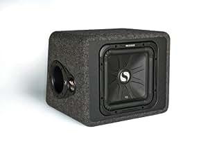 kicker 11vs12l32 solo baric 12l3 sub vented 2. Black Bedroom Furniture Sets. Home Design Ideas