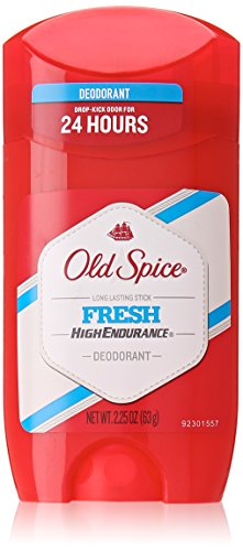 Price comparison product image High Endurance Deodorant Long Lasting Stick Fresh by Old Spice, 2.25 Ounce