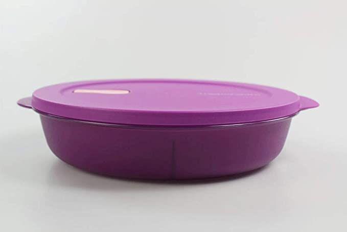 Tupperware CrystalWave - Microondas (1,9 L, con Separador), Color ...
