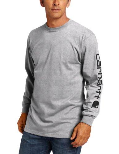 Carhartt Signature Sleeve Long Sleeve T Shirt K231