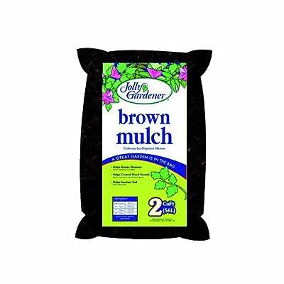 Oldcastle Jolly Gardener 52058046 Root Mulch, Brown, 2 Cubic Feet